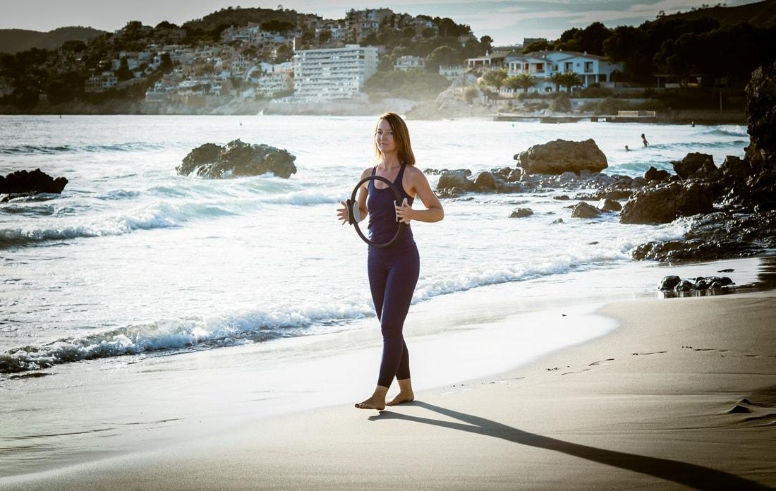 Detox und Pilates auf Mallorca